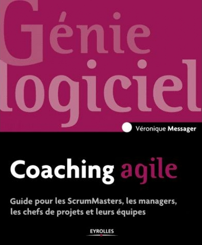 Couverture Coaching agile